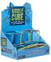 Educational Insights Riddlecube Set of 12 Shape-Shifters 4pc