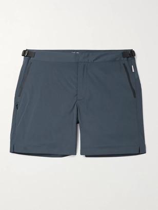 Orlebar Brown Shark Capsule Bulldog Mid-Length Swim Shorts - Men - Blue
