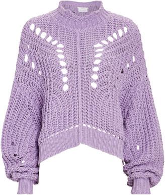 Etoile Isabel Marant Jarren Fancy Ribbon Sweater