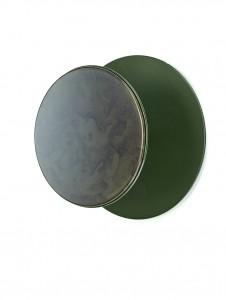 Serax - Dark Green Mirror Coat Hook - Green