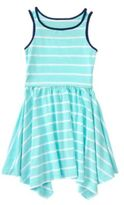 Crazy 8 Stripe Handkerchief Dress