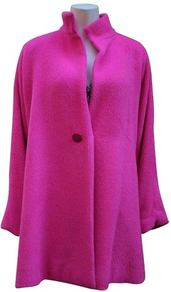 Genny Pink Cashmere Jacket for Women