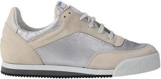 Comme des Garçons Shirt X Spalwart White Pitch Sneakers