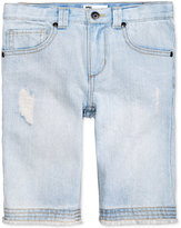 Epic Threads Ripped Frayed Denim Shorts, Little Boys (2-7), Only at Macy's