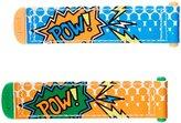 Plae Pow Tab (Tod/Yth) - Orange/Blue - Small