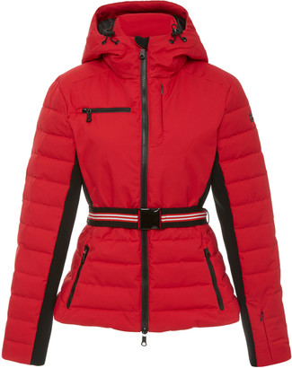 Erin Snow Kat Belted Quilted Jacket