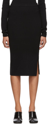 Joseph Black Pencil Skirt