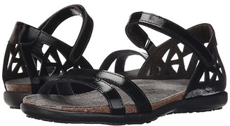 Naot Footwear Bonnie (Silver Threads Leather) Women's Sandals