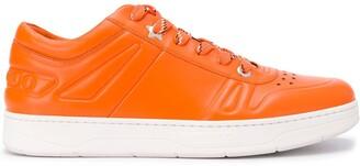 Jimmy Choo Hawaii star detail low-top sneakers