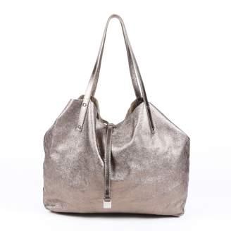 Tiffany & Co. \N Metallic Leather Handbags