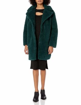 Steve Madden Women's Faux Fur Fashion Jacket