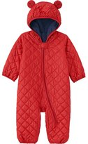 Uniqlo Baby Body Warm Lite Long Sleeve One Piece Outfit