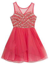 Rare Editions Jewel Coral Dress