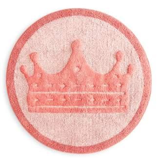 Princess Crown Kids Bath Rug - 100% Exclusive