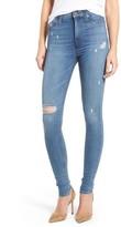 Hudson Women's Barbara Skinny Jeans