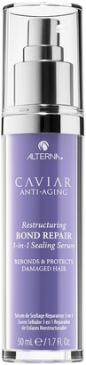 ALTERNA Haircare CAVIAR Anti-Aging Restructuring Bond Repair 3-in-1 Sealing Serum