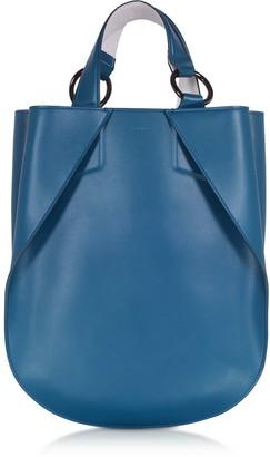 Giaquinto Joss Mini Leather Satchel Bag