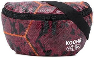 Koché x Eastpak Springer belt bag