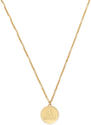 Kate Spade Treasure Forever 4 Ever Pendant Necklace