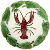One Kings Lane Vintage Villeroy & Boch Majolica Lobster Plate
