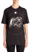 Givenchy Monkey Graphic Cotton Tee