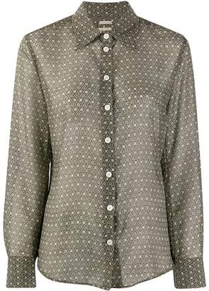 Massimo Alba Mia floral print shirt