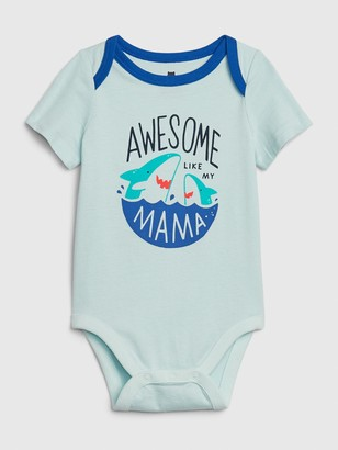 Gap Baby Mix and Match Family Bodysuit