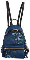 GUESS Leeza Denim Backpack