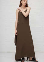 Dusan Mud Square Dress