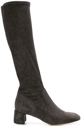 Parallèle below-the-knee boots
