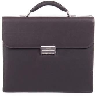 Bugatti Sartoria Small Leather Briefcase