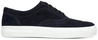 Vince Fullington Suede Low-Top Sneakers