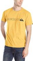 Quiksilver Men's Transit Lane Mod T-Shirt