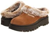 Skechers Shindigs - Fortress (Chestnut) Women's Shoes