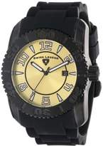 Swiss Legend Men's 20068-BB-10 Commander Collection Black Ion-Plated Dial Watch