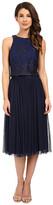 Donna Morgan Beatrix Lace Bodice w/ Skirt