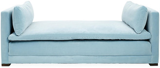 One Kings Lane Elmore Daybed - Light Blue Crypton