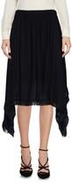 Elisabetta Franchi 3/4 length skirts - Item 35338448