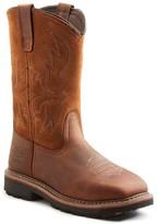 Dickies Stockyard Men's Waterproof Steel Toe Work Boots