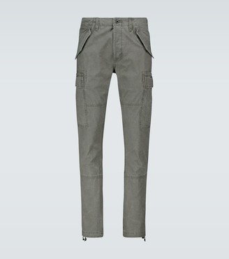 Polo Ralph Lauren Cotton cargo pants