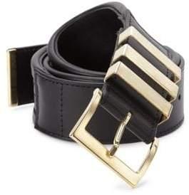 Balmain Leather Belt