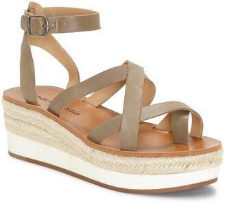Lucky Brand Jakina Platform Wedge Sandal