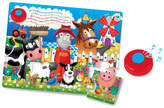 The Learning Journey Old MacDonald's Farm Sing-Along Puzzle