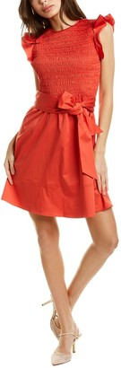 Shoshanna Navia A-Line Dress