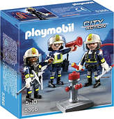 Playmobil City Life Fire Rescue Crew