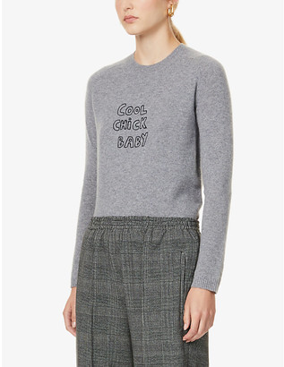 Bella Freud Cool Chick cashmere jumper
