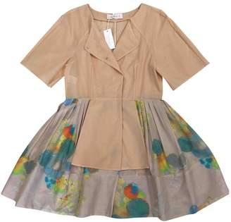 Cacharel Beige Dress for Women