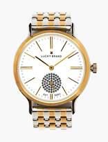Lucky Brand Ventana Two Tone Watch
