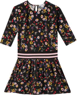 Eliza J Art & Eden Girl's Floral Dress, Size 2-10