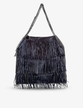 Resellfridges Pre-loved Stella McCartney fringed faux-leather tote bag